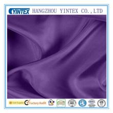 Fabricant de Chine Textile à la maison Tissu de soie de mûrier pourpre