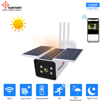 1080P Wifi wireless Solar Security Camera