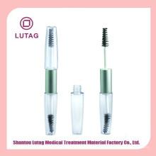 Cílio plástico tubo recipiente cosméticos embalagens