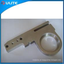 Peças anodizadas de alumínio Usinagem CNC para indústria automotiva, eletrônica e mecânica