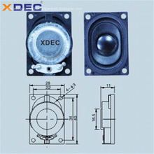 Dynamic 2840 8ohm 1w micro pc speaker