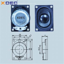 Alto-falante micro pc dinâmico 2840 8ohm 1w