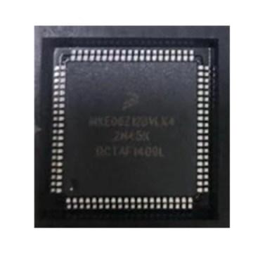 MCU 32-bit ARM Cortex M0+ RISC 128KB Flash 3.3V/5V 80-Pin LQFP Tray RoHS MKE06Z128VLK4