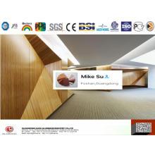 4D деревянные композитные панели