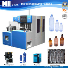 2017 New Design Automatic Bottle Molding Machine in China