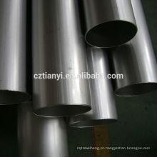 Tubo de aço inoxidável 304 da venda direta da fábrica