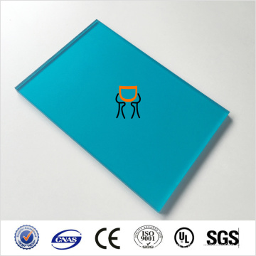 feuille de polycarbonate de 10 mm de canopée