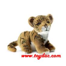 Stofftier Kleines Löwenspielzeug