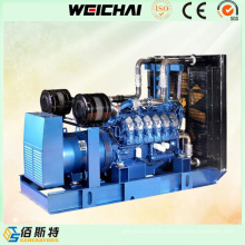 625kVA Baudouin Diesel Engine Silent Diesel Generator Set avec SGS