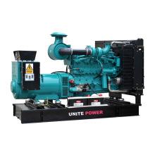 500kw Open Type Volvo Diesel Engine Power Generator