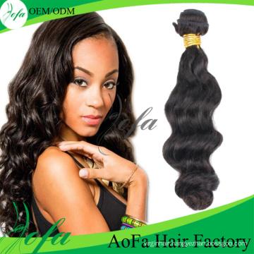 Unprocessed Fashion Body Wave Human Virgin Hair Extension