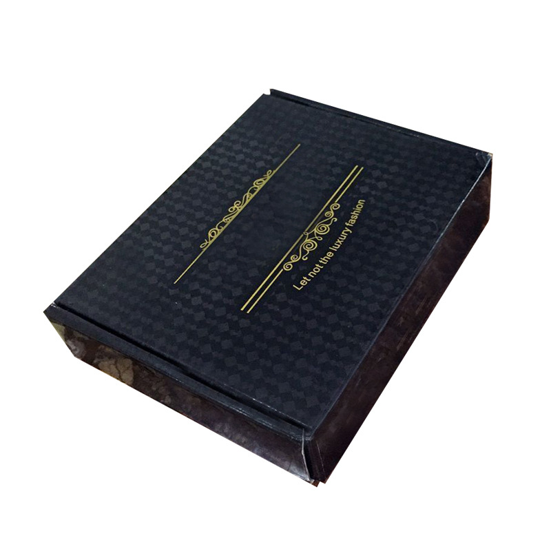 Luxury suit shipping box