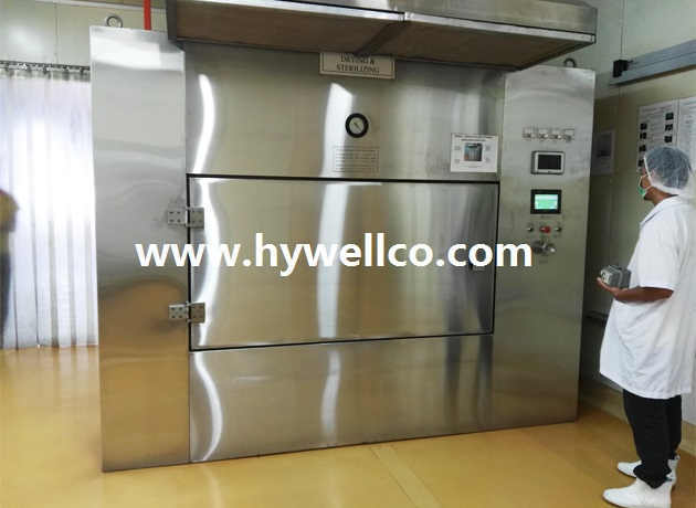 Food Crisp Drying Machine