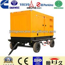 800kw NENJO Diesel Mobile Generator
