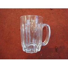 Glass Cup Verrerie Verre à bière Coupe Mug Kb-Hn0540
