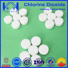 Water Treatment for Fish Pond Chlorine Dioxide