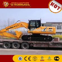 Máquina escavadora longa lonking LG62215 / CDM6225 da esteira rolante do alcance de 22 toneladas para venda