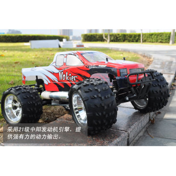 Fabrication de jouets chinois Nitro Remote Power Power RC voiture