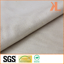 Wide Width Hollow Out Inherently Fire / Flame Retardant Fireproof Leno Curtain