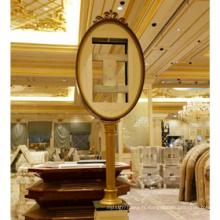 Signe de colonne de colonne de Rome pour l'hôtel 5 étoiles
