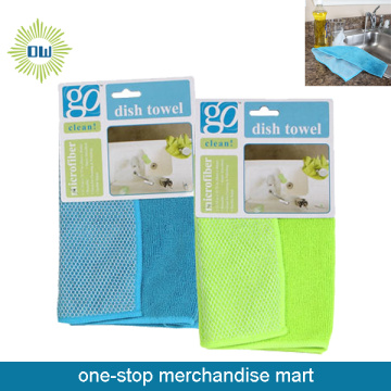 Dollar Items of Microfiber Dish Towel