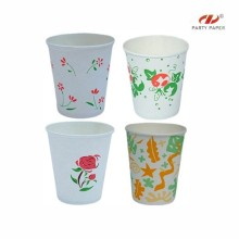 Custom Design Non-toxic Paper Cups With Raw Material