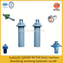 hydraulic cylinder for hot press machine