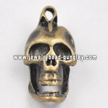 Skull metal charms