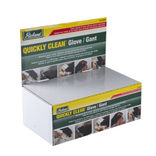 Gloves Paper Corrugated Display Box
