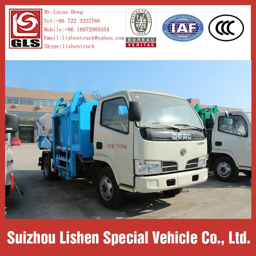 compactor garbage truck for sale