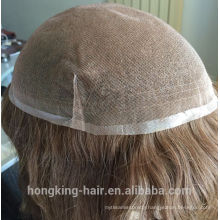 human hair toupee for women