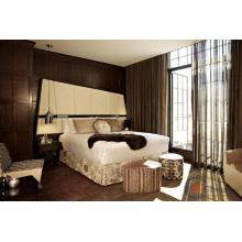 Aimants de rideau de fenêtre double couche / rideau humide