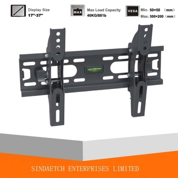 Angle Adjustable Wall Mount/ Tilt TV Bracket
