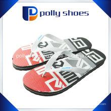 Mens Flip Flops Beach Sandalen komfortable Outdoor Slipper New Grey