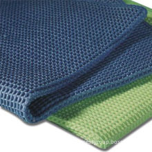 Waffle Microfiber Cloth for Cleaning Kitchen, Customized Sizes, Colors and Weights are Accepted