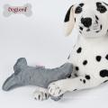 Dollgemi Hot Saling lustige weiche Squeeker Haustier Hund Spielzeug Nylon Durable Dental Pet Kauspielzeug