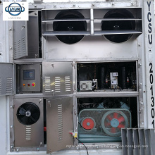 LYJN Тяньцзинь 20 футов 40 футов солнечные комнаты холодильных контейнеров, прогулка в Замораживателе кладовка