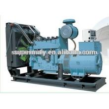 Руководство по монтажу генератора биомассы 80 кВт / 100 кВт