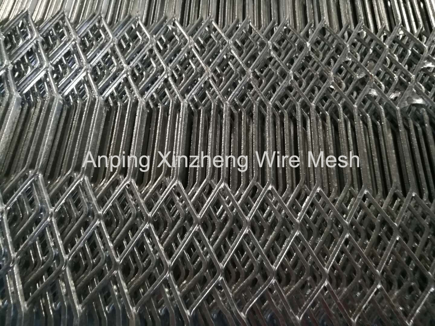 Stainless Steel Hexagonal Plate Mesh
