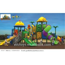 B10217 Brinquedos ao ar livre, jogos de parque de diversões, slides de diversão para crianças