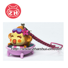Plastic Key Chain Toy, Yoyocici Cute Monkey (ZH-PKT008)
