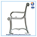 Cast Iron Garden Chair Leg by Sand Casting Processing