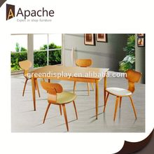 Advanced Germany machines factory directly coffee bar table chair
