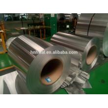 Bobina de aluminio recubierta de color de precio de costo