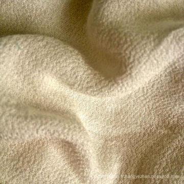 Tissu de rayonne crêpe de haute qualité pour robe (QF14-1371)