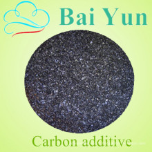 Teneur en soufre 0,28% d'additif de carbone