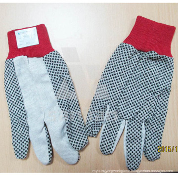 Latex Glove PVC DOT Working Glove