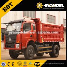 Preço de Dongfeng T-Lift 6X4 12 roda caminhão basculante para a Argélia