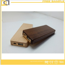 2016 Hot Selling Wooden Power Bank 4000mAh/8000mAh