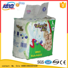 Wholesale Breathable Soft Frontal Tape Disposable Baby Diaper
